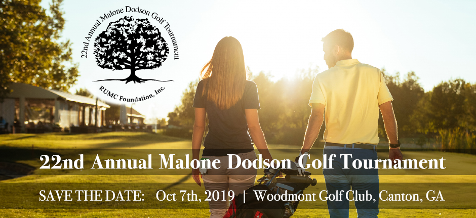 22nd Annual Malone Dodson Golf Tournament