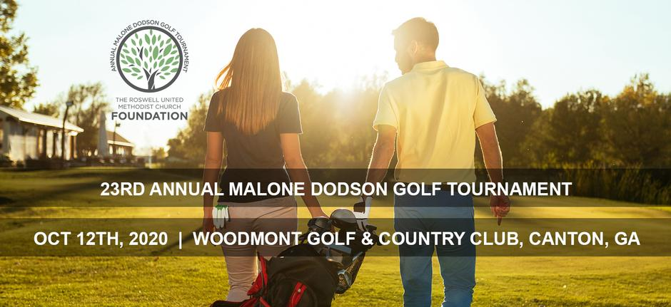 23rd Annual Malone Dodson Golf Tournament